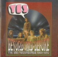 Cover Yes - Beyond And Before - The BBC Recordings 1969-1970