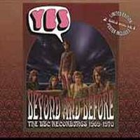 Cover Yes - Beyond And Before: BBC Recordings 1969-1970