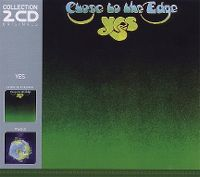 Cover Yes - Close To The Edge / Fragile