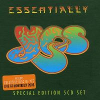 Cover Yes - Essentially - Special Edition 5CD Set