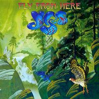 Cover Yes - Fly From Here
