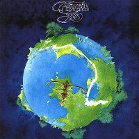 Cover Yes - Fragile
