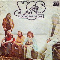 Cover Yes - Going For The One