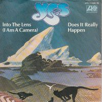 Cover Yes - Into The Lens (I Am A Camera)