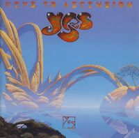 Cover Yes - Keys To Ascension