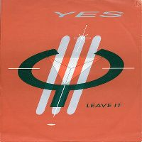 Cover Yes - Leave It