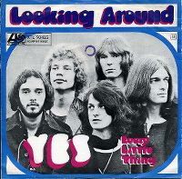 Cover Yes - Looking Around