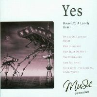 Cover Yes - Music Sessions: Owner Of A Lonely Heart