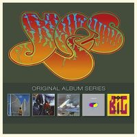 Cover Yes - Original Album Series