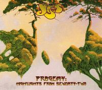 Cover Yes - Progeny: Highlights From Seventy-Two