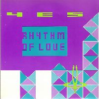 Cover Yes - Rhythm Of Love