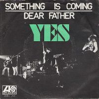 Cover Yes - Something Is Coming