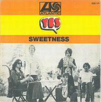 Cover Yes - Sweetness