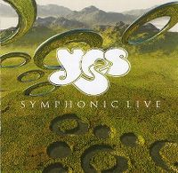 Cover Yes - Symphonic Live