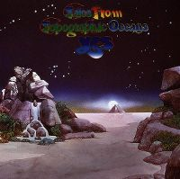 Cover Yes - Tales From Topographic Oceans