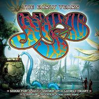 Cover Yes - The Early Years