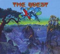 Cover Yes - The Quest