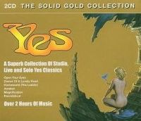 Cover Yes - The Solid Gold Collection