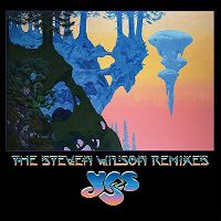 Cover Yes - The Steven Wilson Remixes