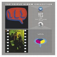 Cover Yes - The Triple Album Collection