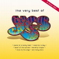 Cover Yes - The Very Best Of Yes