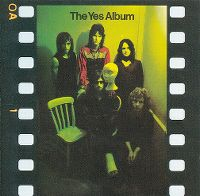 Cover Yes - The Yes Album
