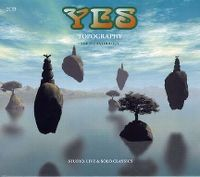 Cover Yes - Topography: The Yes Anthology - Studio, Live & Solo Classics