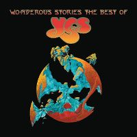 Cover Yes - Wonderous Stories - The Best Of