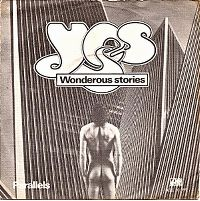 Cover Yes - Wonderous Stories