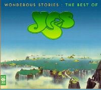 Cover Yes - Wonderous Stories: The Best Of Yes