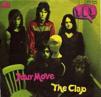 Cover Yes - Your Move