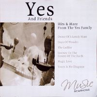 Cover Yes And Friends - Hits & More From The Yes Family