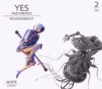 Cover Yes And Friends - Roundabout - White Collection