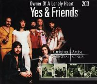 Cover Yes & Friends - Owner Of A Lonely Heart - Original Artist Original Songs