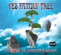 Cover Yes, Members & Friends - Yes Family Tree