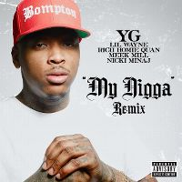 "Cover YG / Lil Wayne / Rich Homie Quan / Meek Mill / Nicki Minaj - ""My Nigga"" Remix"