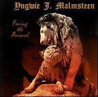 Cover Yngwie J. Malmsteen - Facing The Animal