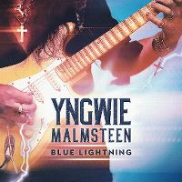 Cover Yngwie Malmsteen - Blue Lightning