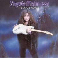 Cover Yngwie Malmsteen - I Can't Wait (EP)