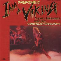 Cover Yngwie Malmsteen - I'm A Viking
