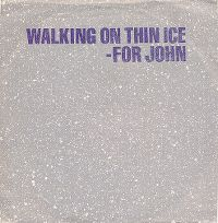 Cover Yoko Ono - Walking On Thin Ice