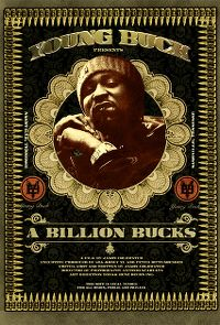 Cover Young Buck - A Billion Bucks