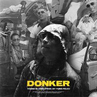 Cover Young Ellens - Donker