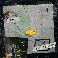 Cover Young T & Bugsey / Aitch - Strike A Pose