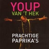 Cover Youp van 't Hek - Prachtige paprika's