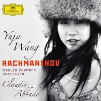 Cover Yuja Wang / Mahler Chamber Orchestra / Claudio Abbado - Paganini Rhapsody / Piano Concerto No. 2 - Rachmaninov