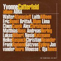 Cover Yvonne Catterfeld - Aura