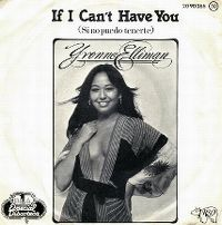 Cover Yvonne Elliman - If I Can't Have You