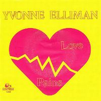 Cover Yvonne Elliman - Love Pains