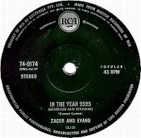 Cover Zager & Evans - In The Year 2525